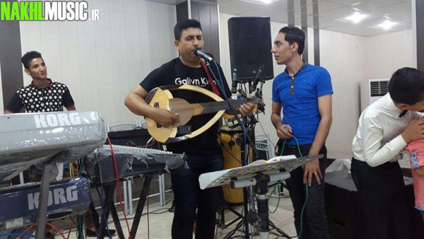 اجرای زنده جدید و بسیار زیبا و شنیدنی از عبدالعزیز پورکرم بصورت حفله
