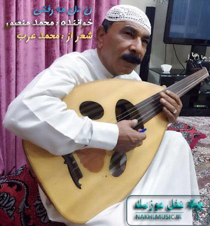 محمد منصور وزیری - نَ دل مه رفتِی