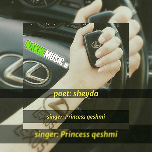 آهنگ جدید و بسیار زیبا و شنیدنی از پرنسس قشمی بنام باورت نبو