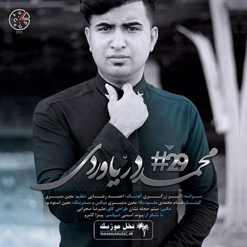 آهنگ جدید و بسیار زیبا و شنیدنی از محمد دریاوردی بنام بیست و نهم