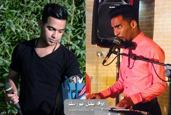 احمد بهادری و برهان فخاری - حفله 10 - 2017
