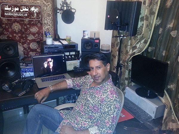 احمد مغویی - کبک خال خالی