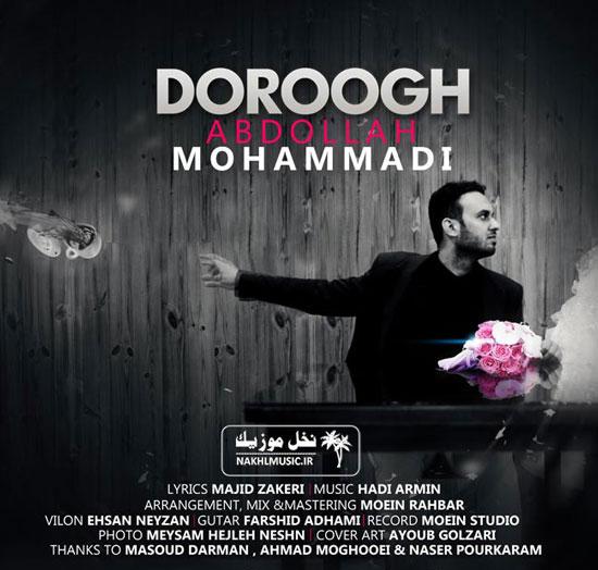 عبدالله محمدی - دروغ