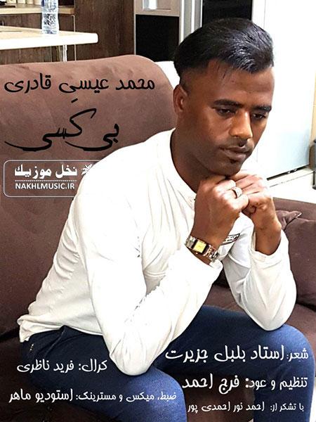 محمد عیسی قادری - بی کسی