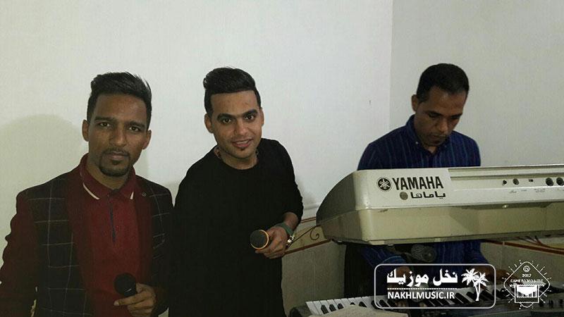 احمد بهادری و برهان فخاری - چهار حفله 2017