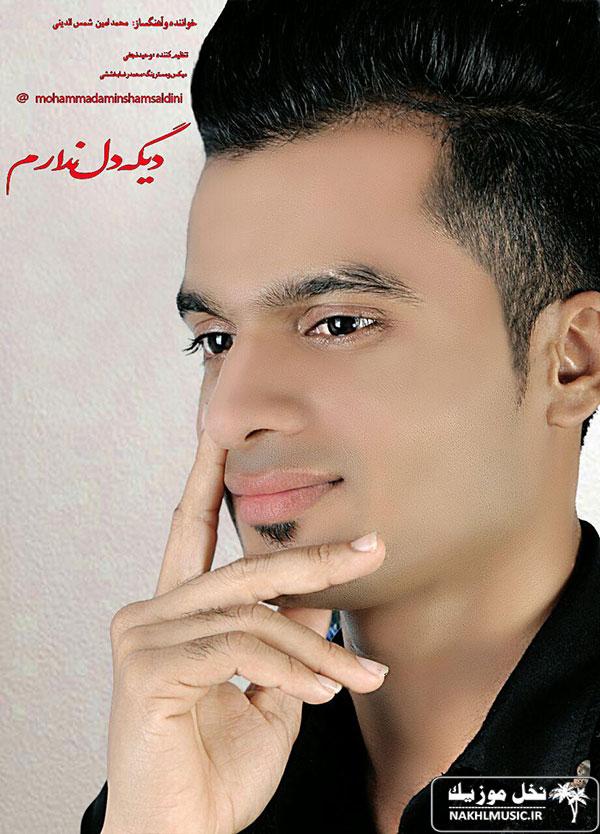 محمدامین شمس الدینی - دیگه دل ندارم