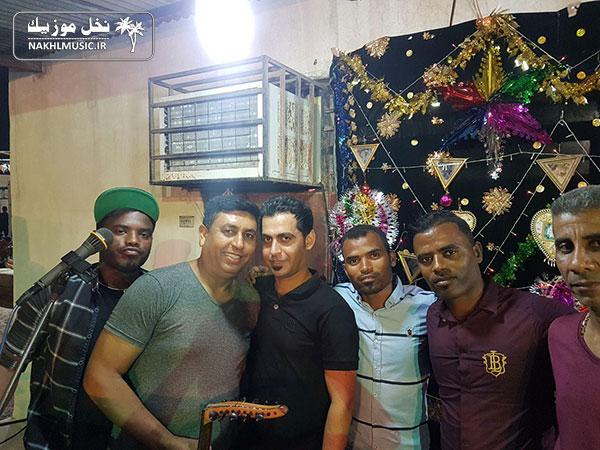 محمد عیسی قادری و عبدالعزیز پورکرم - حفله 2018