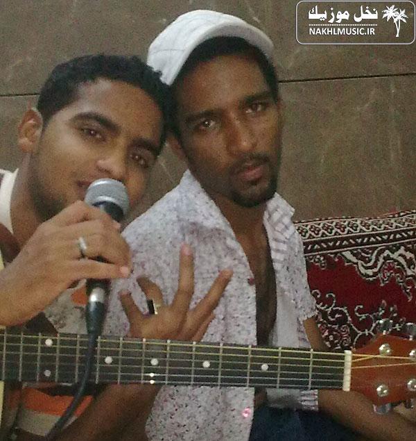 احمد بهادری و برهان فخاری - چشم انتظار